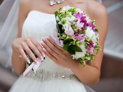 Выбираем свадебный букет
