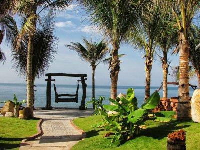 Кокосовый рай во Вьетнаме
