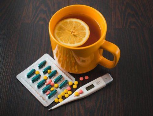 Лечение простуды: полезные советы
