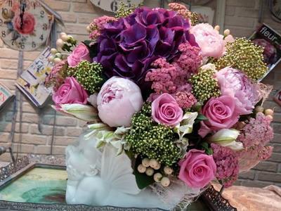 Правильный букет цветов