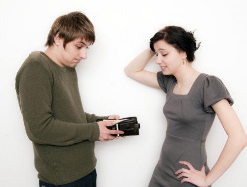 Муж без работы -виновата ли жена?