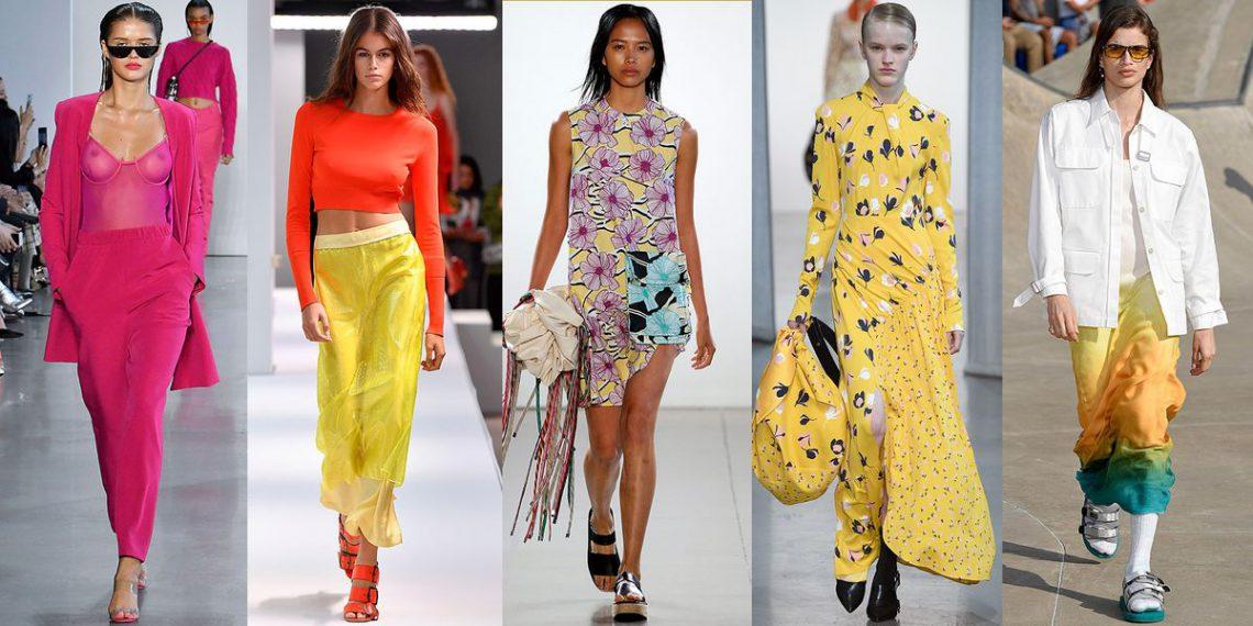 Самые актуальные модные тренды летнего сезона